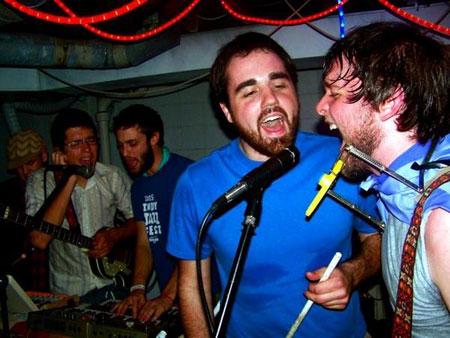 Amo Joy! photo from their MySpace page