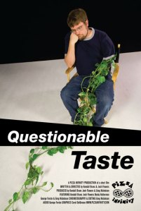 Questionable Taste poster