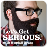 Let's Get Serious podcast