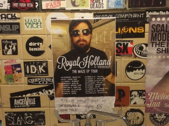 Royal Holland poster