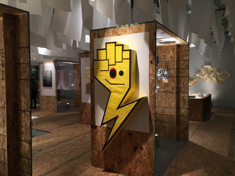 Zonk at the Chicago Design Museum